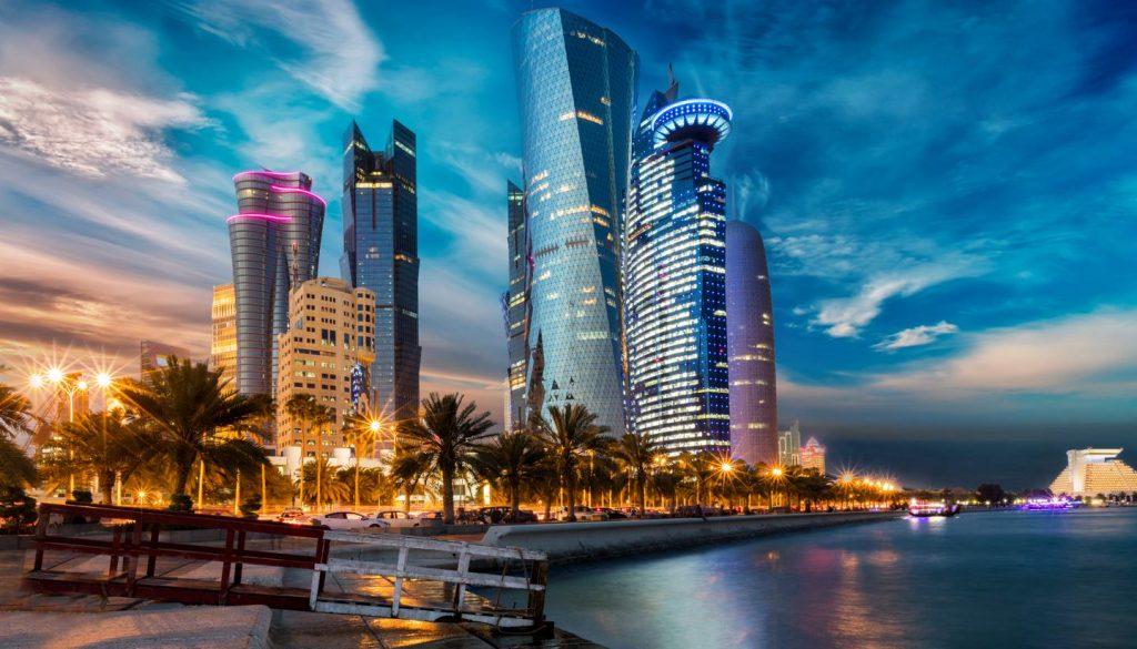 Qatar Doha 1024x585 - ثبت شرکت در کشور قطر