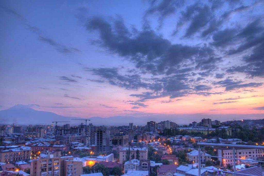 اخذ ویزا ارمنستان