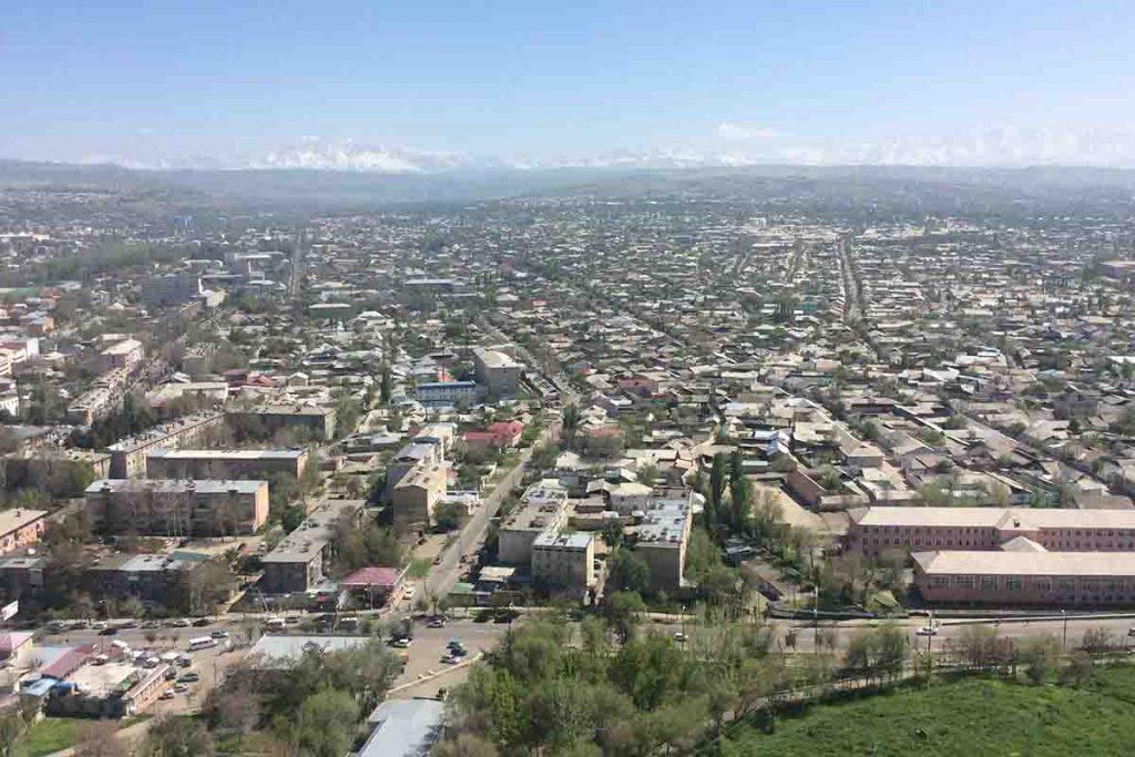 اخذ ویزا قرقیزستان