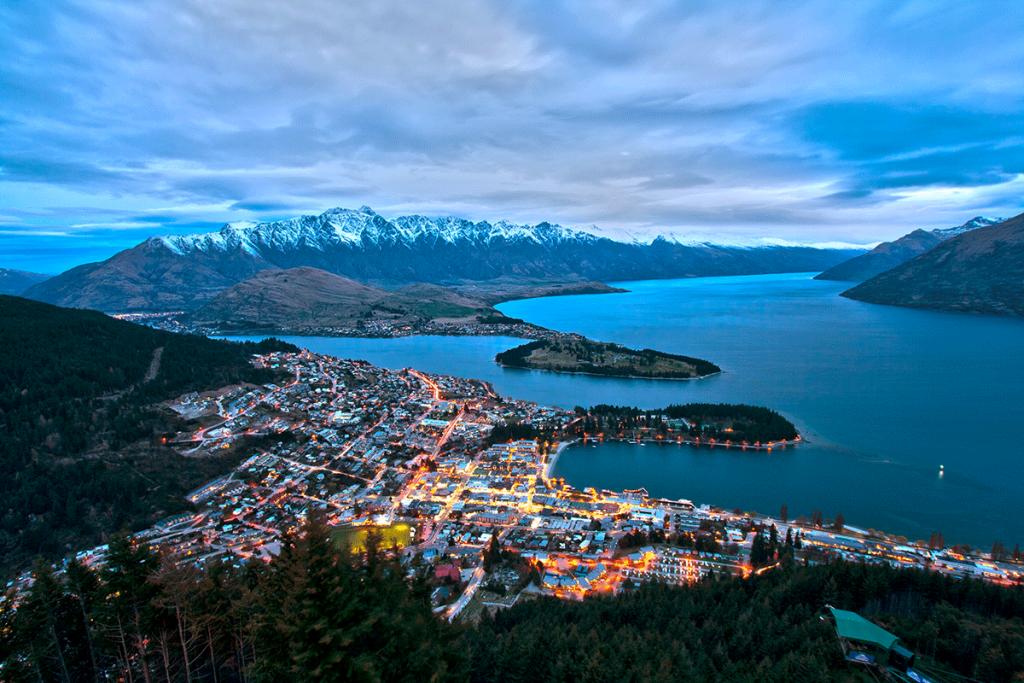 ثبت شرکت در کشور نیوزلند