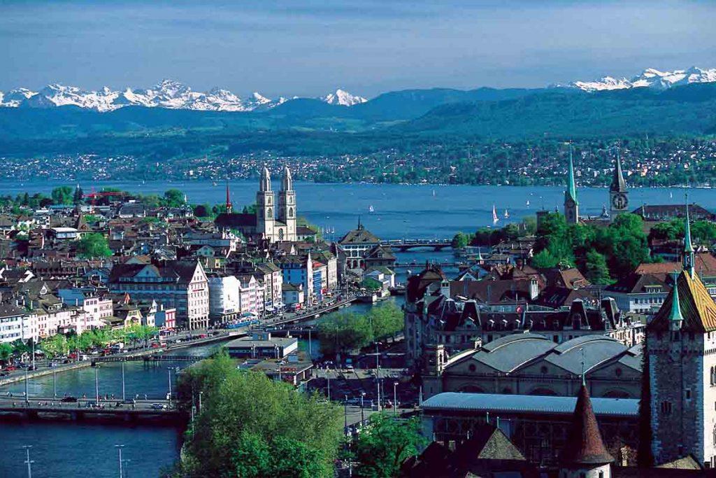 اخذ ویزا سوئیس