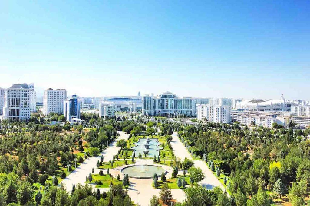 اخذ ویزا ترکمنستان