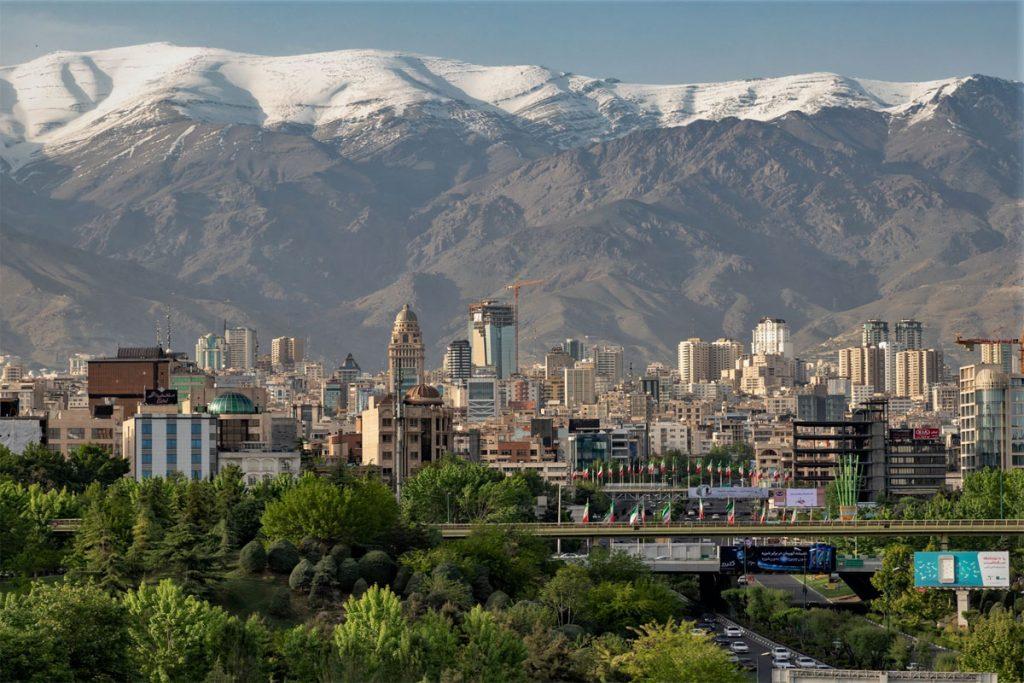 مهاجرت و اخذ اقامت ایران