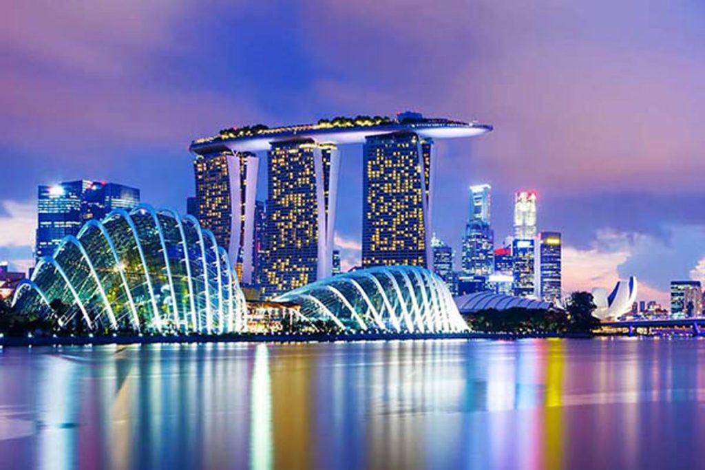 مهاجرت و اخذ اقامت سنگاپور