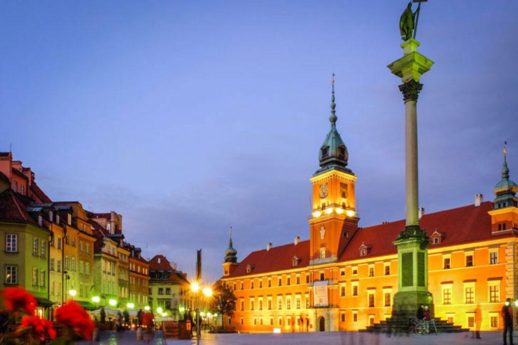 مهاجرت و اخذ اقامت لهستان