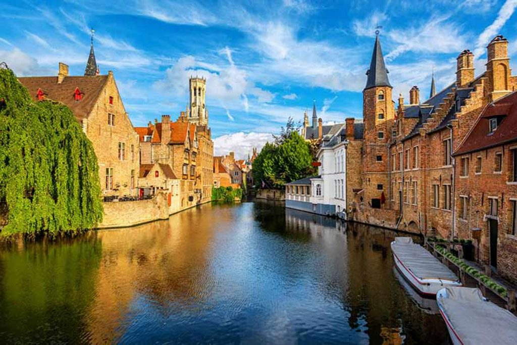 مهاجرت و اخذ اقامت بلژیک
