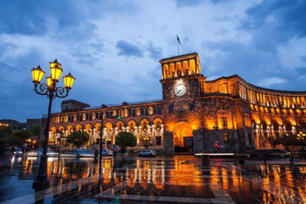 مهاجرت و اخذ اقامت ارمنستان