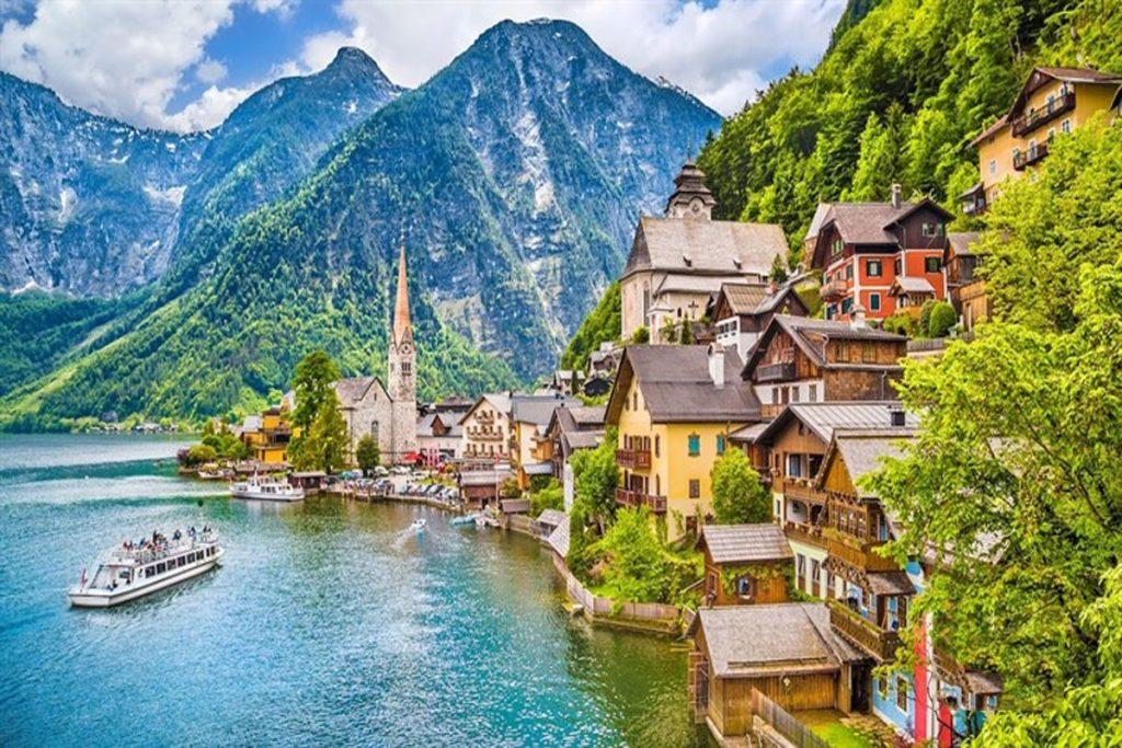 مهاجرت و اخذ اقامت اتریش