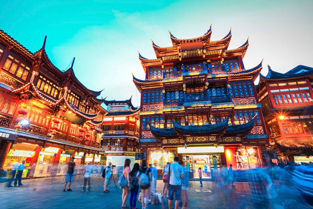 مهاجرت و اخذ اقامت چین