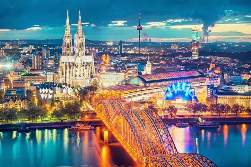 مهاجرت و اخذ اقامت آلمان