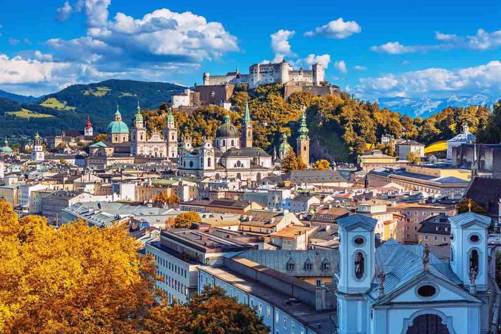 اخذ ویزا اتریش