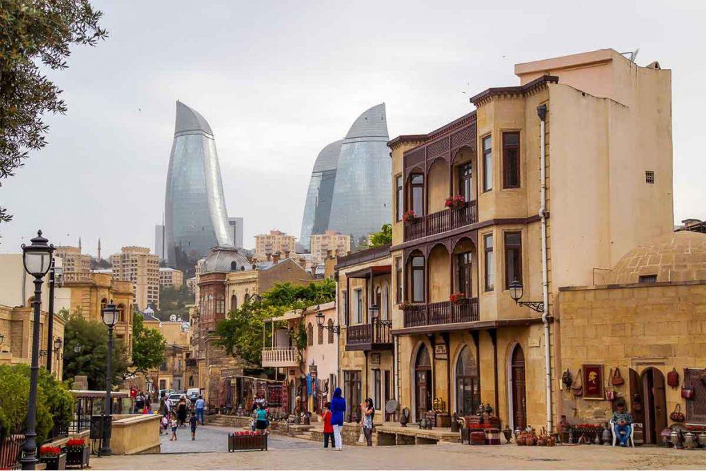 اخذ ویزا آذربایجان