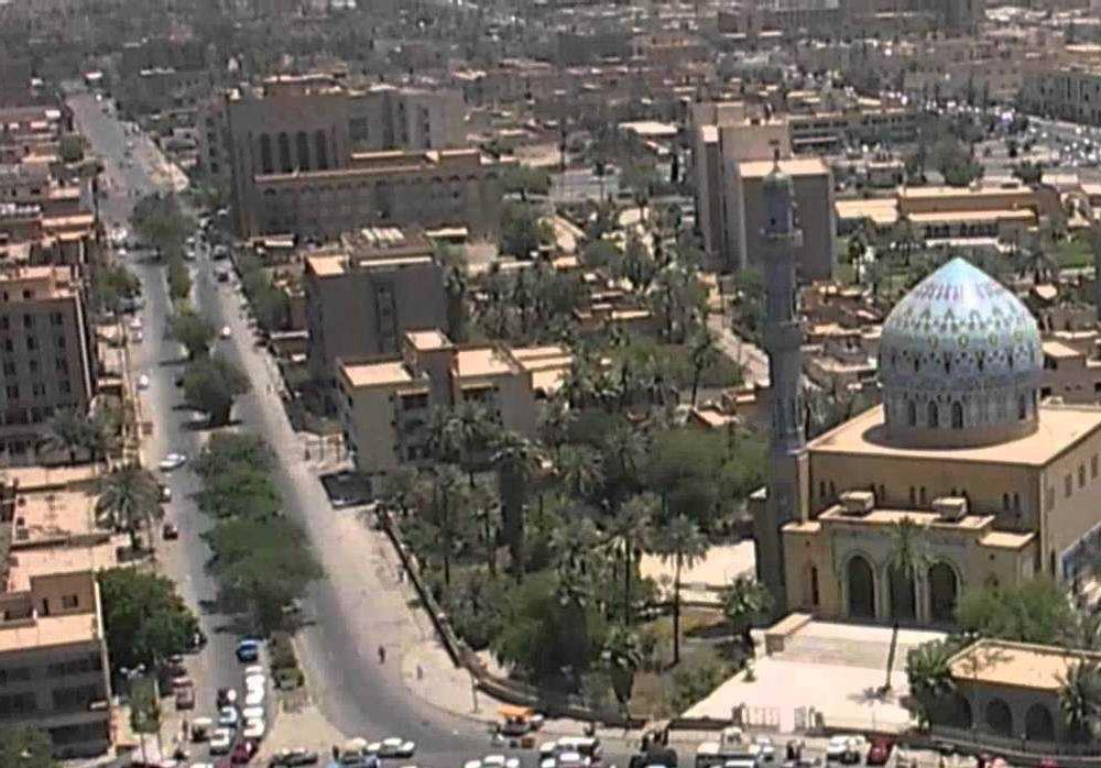 پایتخت کشور عراق