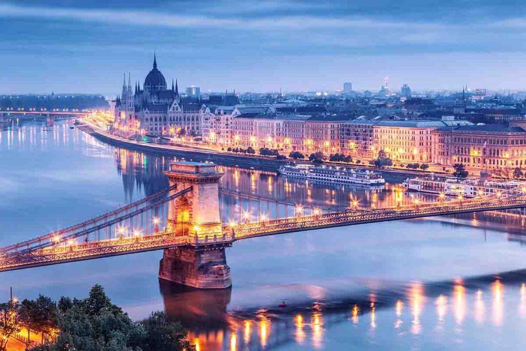 اخذ ویزا مجارستان