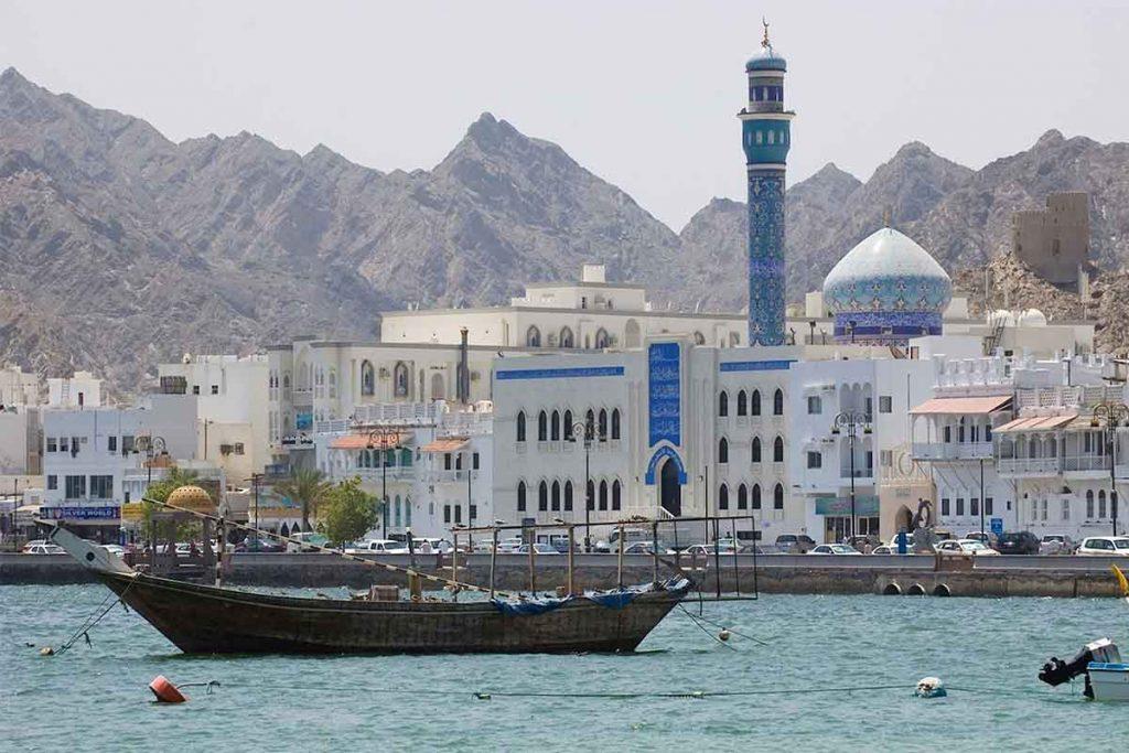 اخذ ویزا عمان