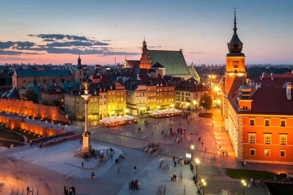 اخذ ویزا لهستان