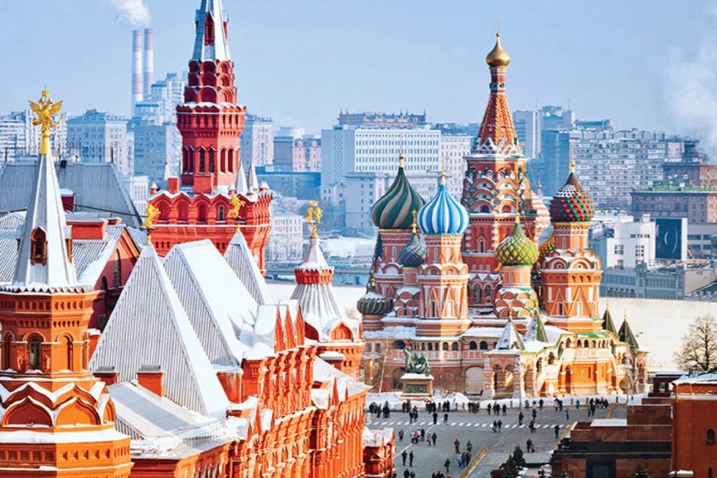 ثبت شرکت در کشور روسیه