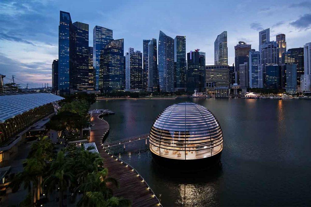 singapore 02 1024x683 - اخذ ویزا سنگاپور