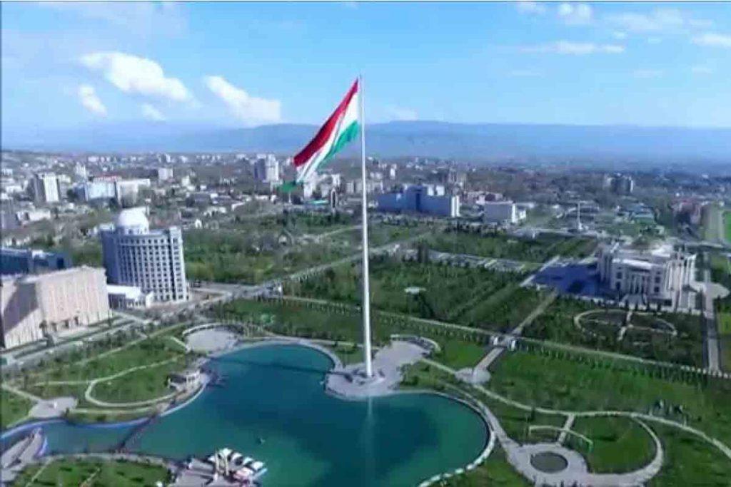 اخذ ویزا تاجیکستان