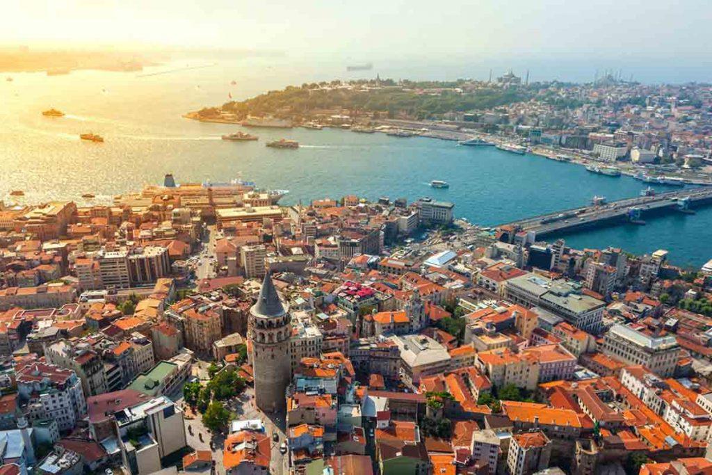 اخذ ویزا ترکیه