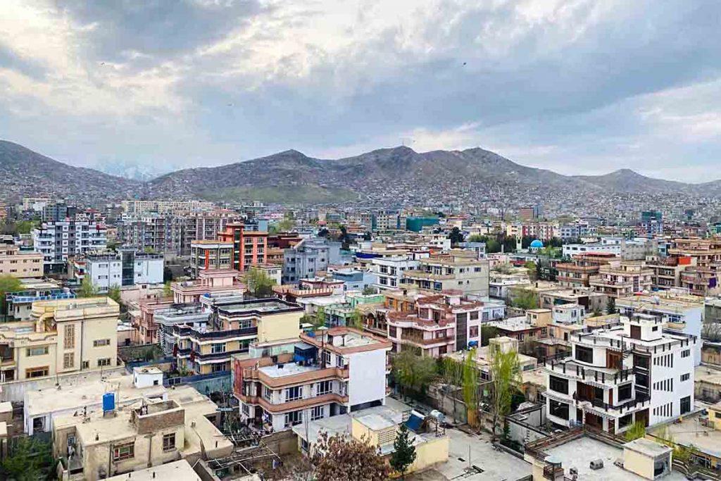 سرمایه گذاری در افغانستان