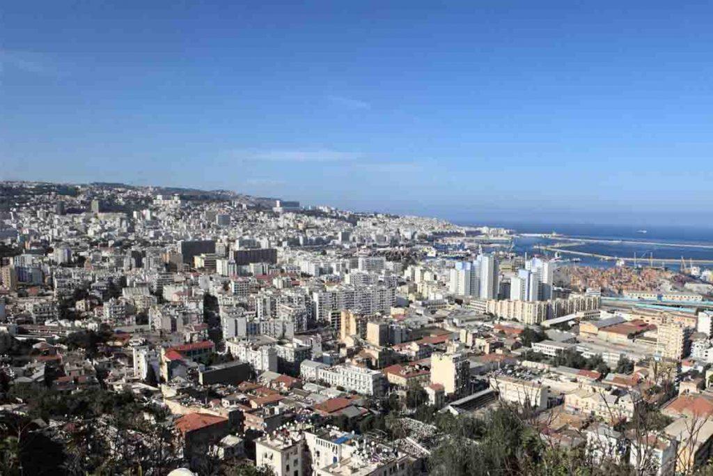 سرمایه گذاری در الجزایر
