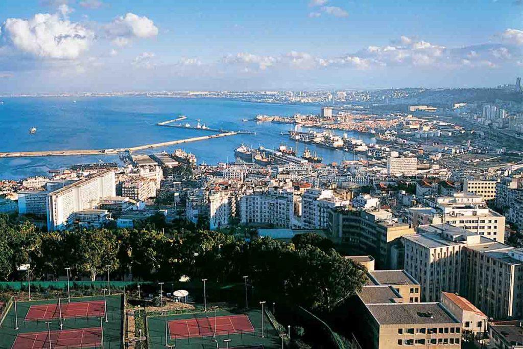 اخذ ویزا الجزایر