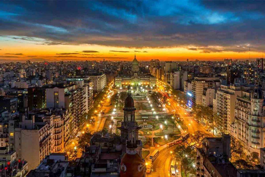 سرمایه گذاری در آرژانتین