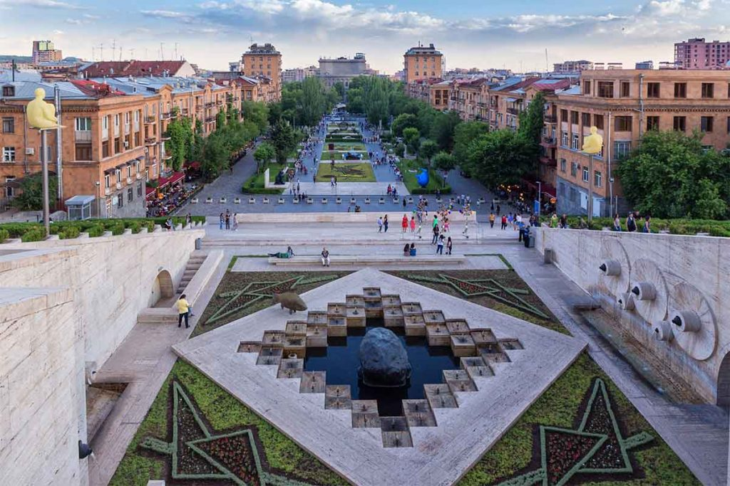 Armenia 01 1024x683 - سرمایه گذاری در ارمنستان