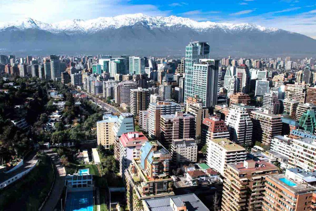 سرمایه گذاری در شیلی