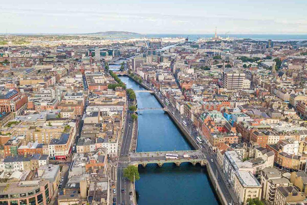 سرمایه گذاری در ایرلند
