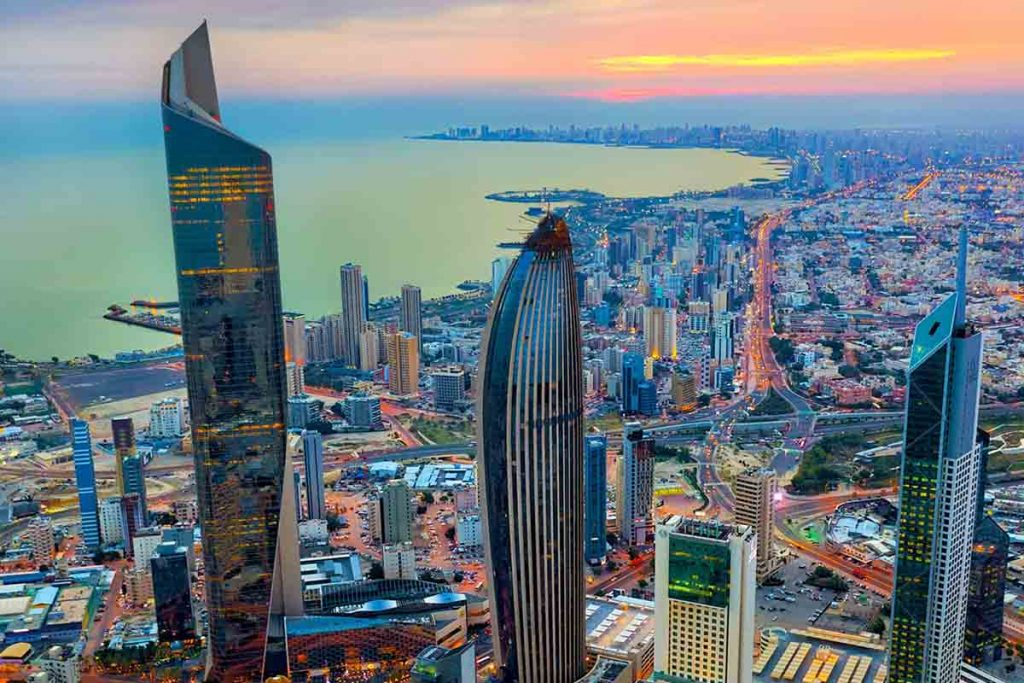 سرمایه گذاری در کویت