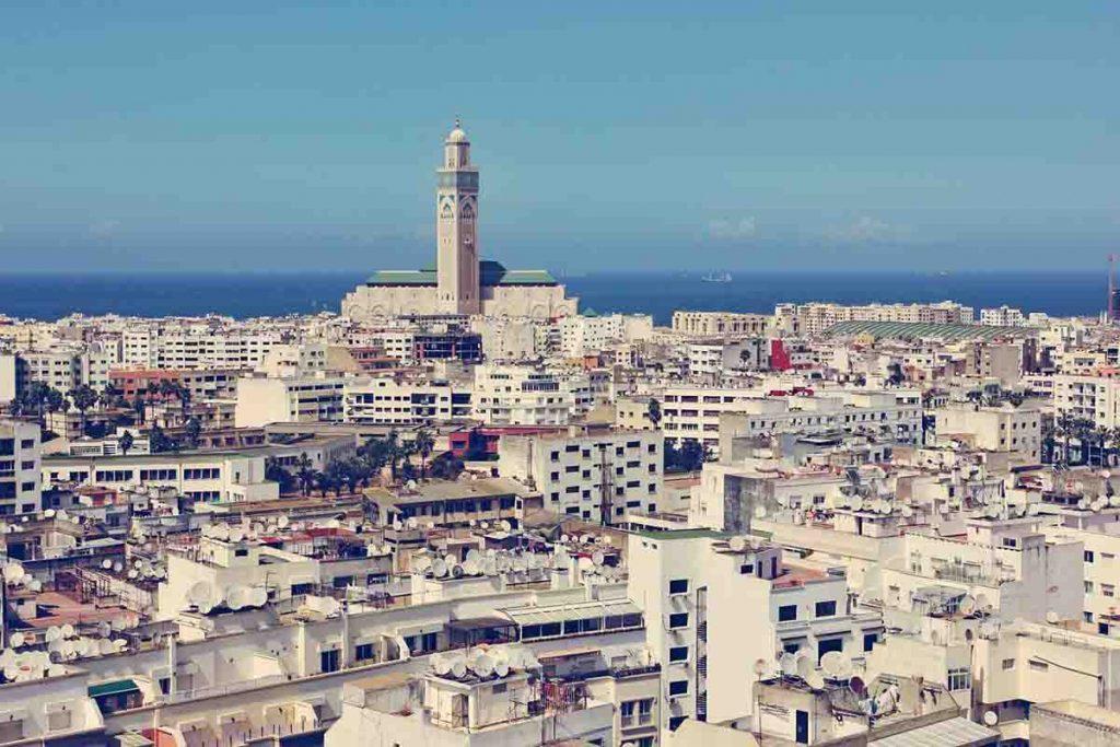سرمایه گذاری در مراکش