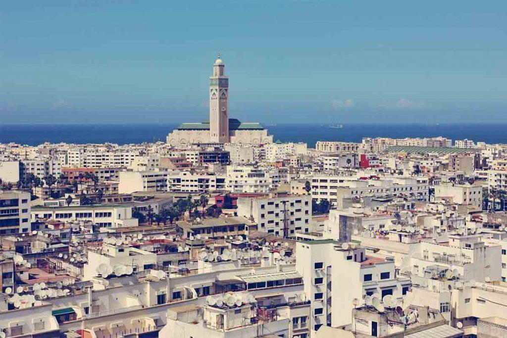 اخذ ویزا مراکش