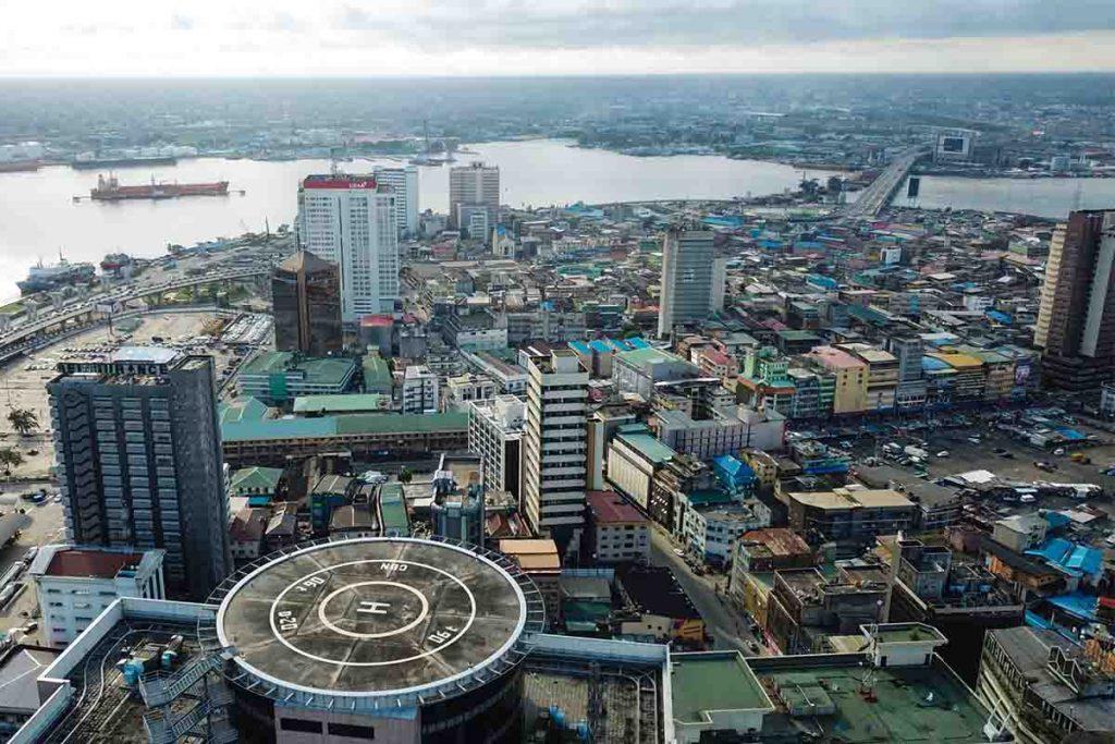 اخذ ویزا نیجریه