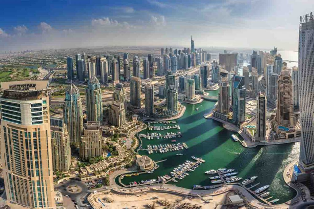سرمایه گذاری در امارات متحده عربی