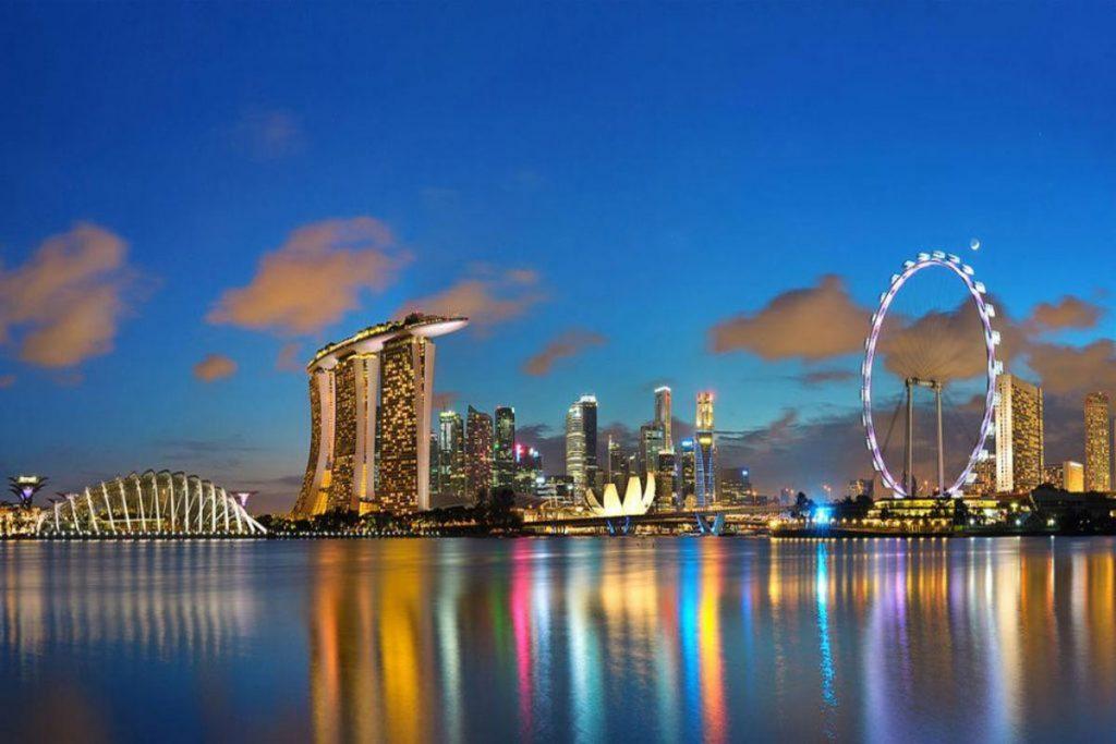افتتاح حساب بانکی در سنگاپور