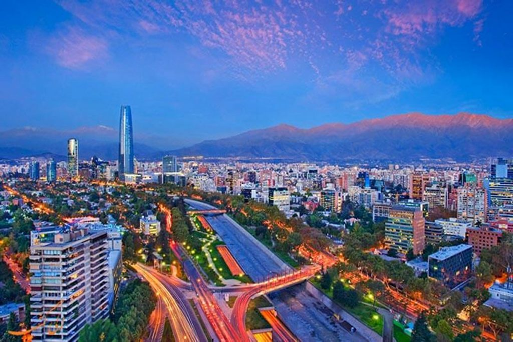 مهاجرت و اخذ اقامت شیلی