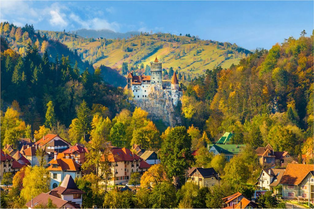 افتتاح حساب بانکی در رومانی