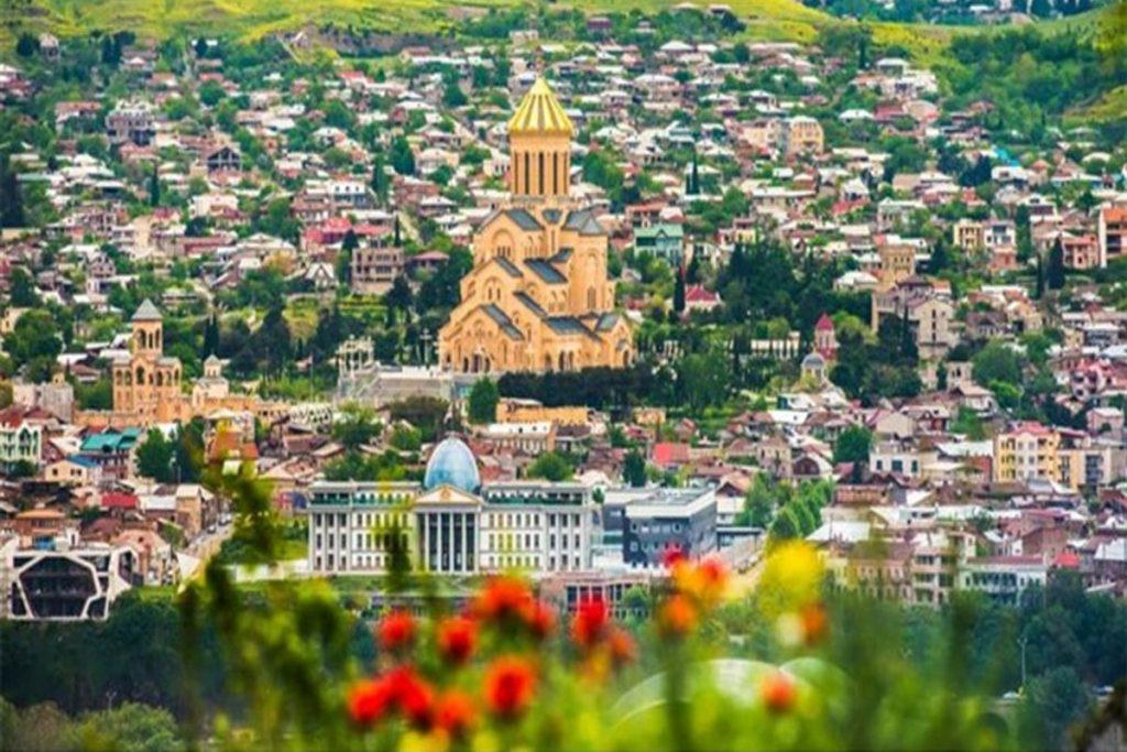 مهاجرت و اخذ اقامت گرجستان