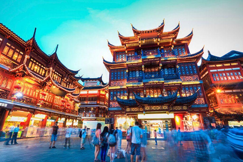 افتتاح حساب بانکی در چین