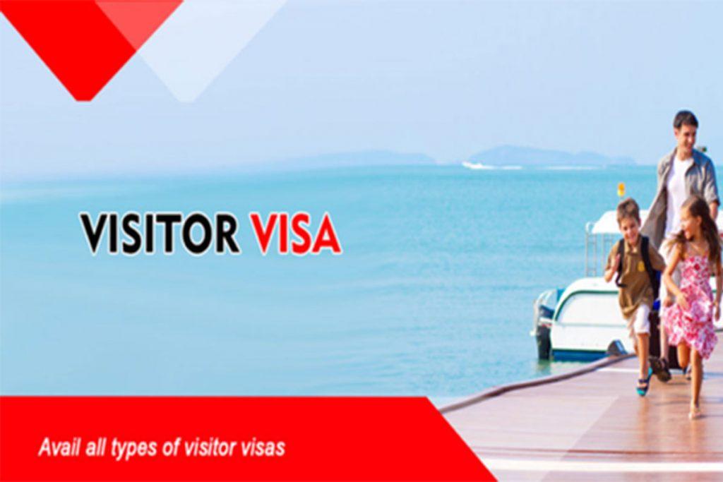 اخذ ویزای ملاقات دوستان و اقوام