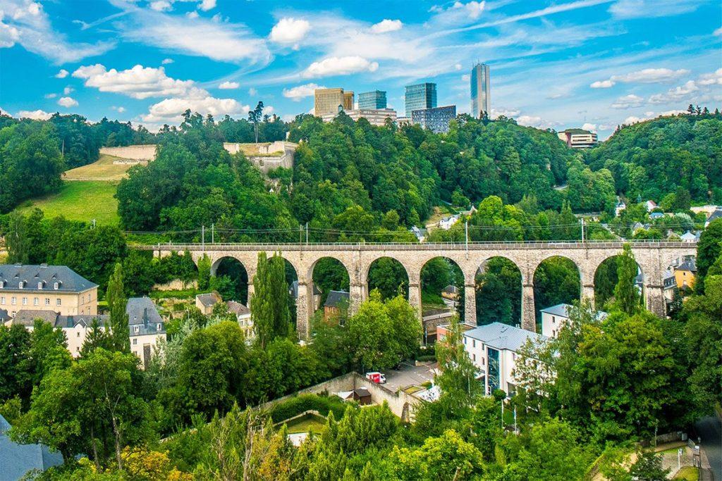 مهاجرت و اخذ اقامت لوکزامبورگ