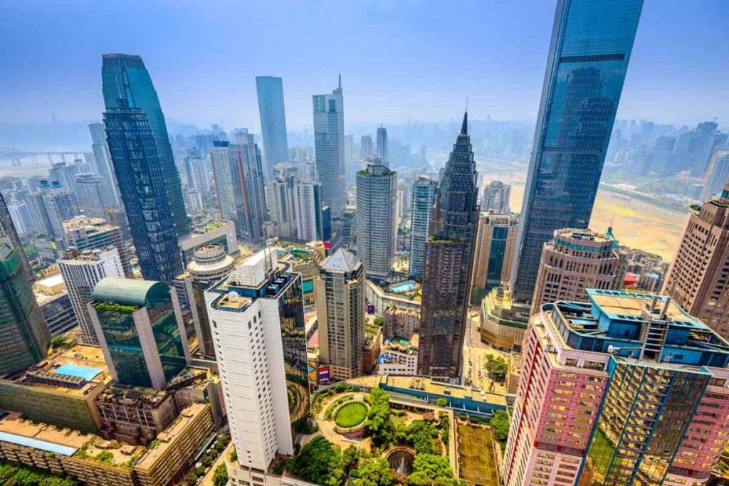 سرمایه گذاری در چین