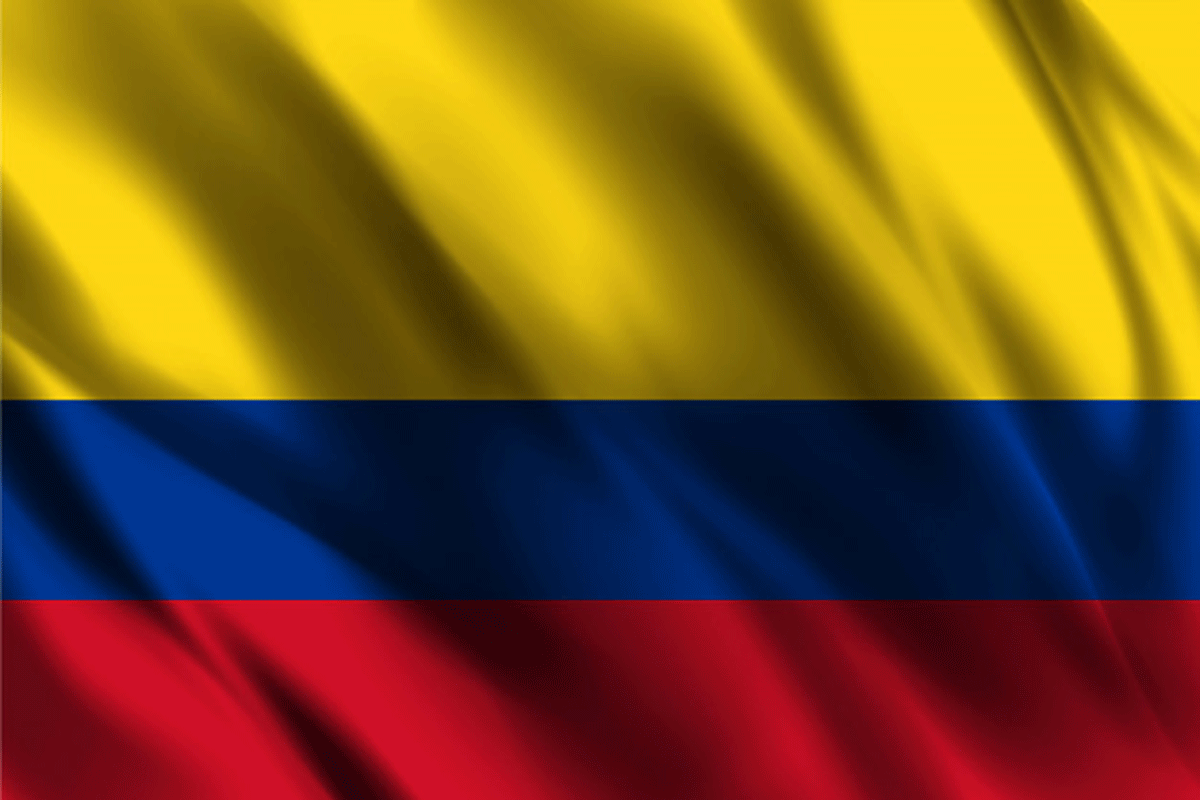 colombia flag waving abstract background 183326 77 - ثبت شرکت در کشور کلمبیا