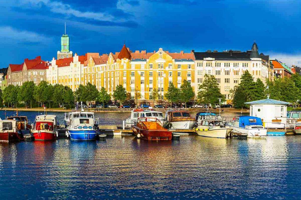 سرمایه گذاری در فنلاند