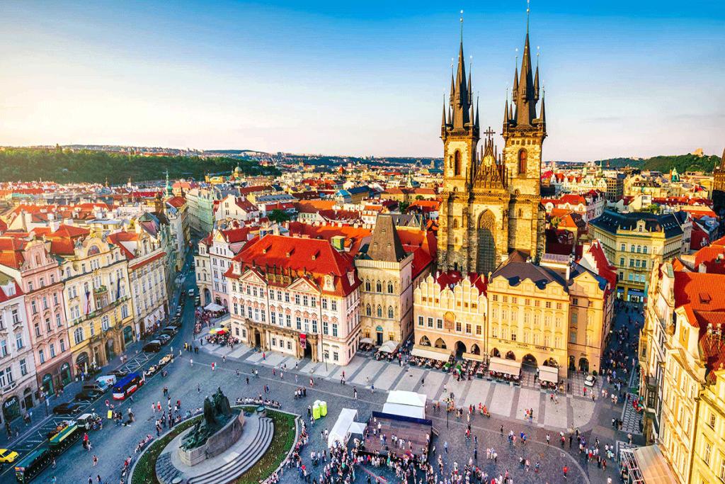 ثبت شرکت در کشور جمهوری چک