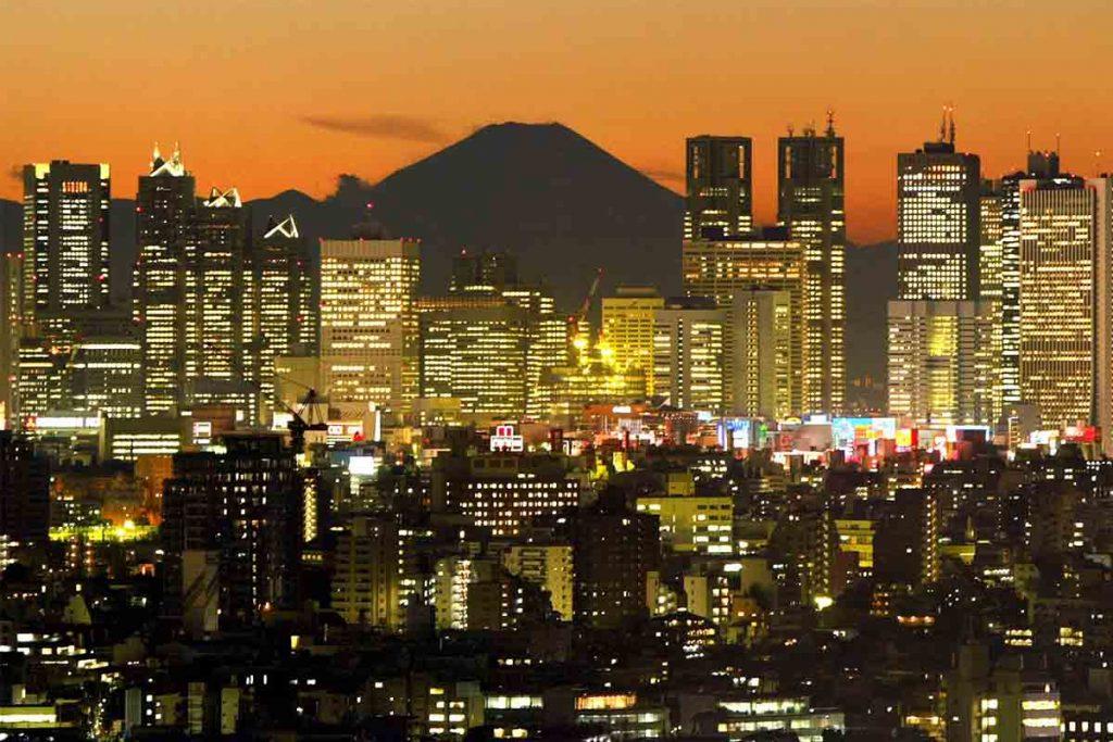سرمایه گذاری در ژاپن