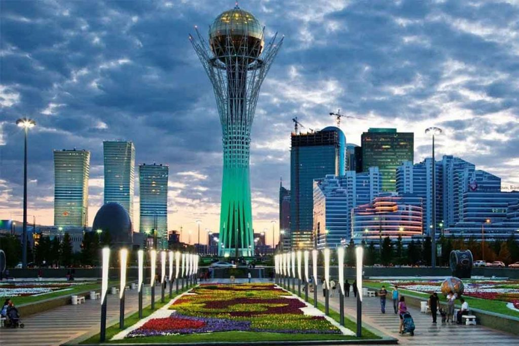 سرمایه گذاری در قزاقستان