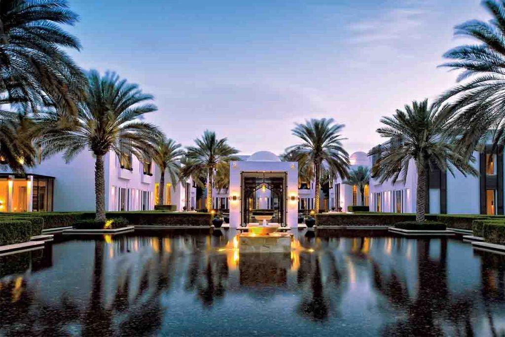 سرمایه گذاری در عمان